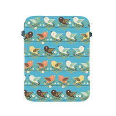 Assorted Birds Pattern Apple Ipad 2/3/4 Protective Soft Cases by linceazul