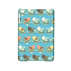 Assorted Birds Pattern Ipad Mini 2 Hardshell Cases by linceazul