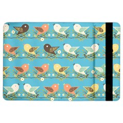 Assorted Birds Pattern Ipad Air 2 Flip by linceazul