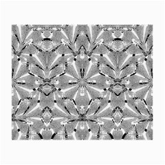 Modern Oriental Ornate Small Glasses Cloth (2 Side) by dflcprints