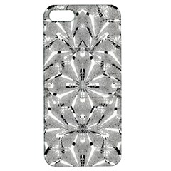 Modern Oriental Ornate Apple Iphone 5 Hardshell Case With Stand by dflcprints