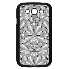Modern Oriental Ornate Samsung Galaxy Grand Duos I9082 Case (black) by dflcprints