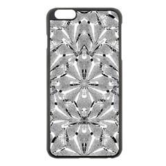 Modern Oriental Ornate Apple Iphone 6 Plus/6s Plus Black Enamel Case by dflcprints
