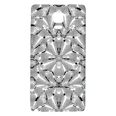 Modern Oriental Ornate Galaxy Note 4 Back Case by dflcprints