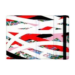 Art Apple Ipad Mini Flip Case by Valentinaart