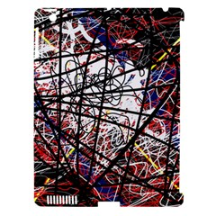 Art Apple Ipad 3/4 Hardshell Case (compatible With Smart Cover) by Valentinaart