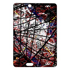Art Amazon Kindle Fire Hd (2013) Hardshell Case by Valentinaart