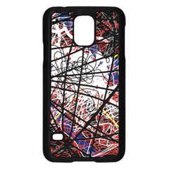 Art Samsung Galaxy S5 Case (black) by Valentinaart