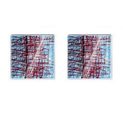 Art Cufflinks (square) by Valentinaart