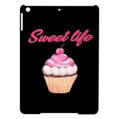 Sweet Life Ipad Air Hardshell Cases by Valentinaart
