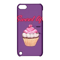 Sweet Life Apple Ipod Touch 5 Hardshell Case With Stand by Valentinaart