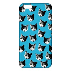 Cat Pattern Iphone 6 Plus/6s Plus Tpu Case by Valentinaart