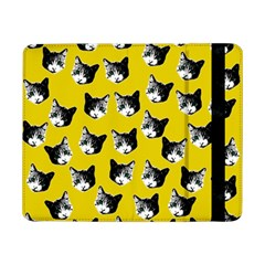 Cat Pattern Samsung Galaxy Tab Pro 8 4  Flip Case by Valentinaart