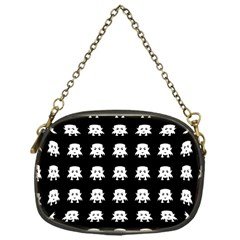 Emoji Baby Vampires Pattern Chain Purses (one Side)  by dflcprints