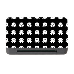 Emoji Baby Vampires Pattern Memory Card Reader With Cf by dflcprints
