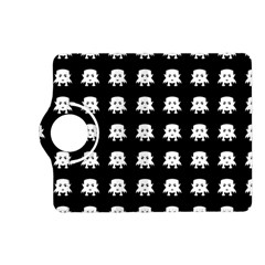 Emoji Baby Vampires Pattern Kindle Fire Hd (2013) Flip 360 Case by dflcprints