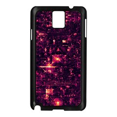 /r/place Samsung Galaxy Note 3 N9005 Case (black) by rplace