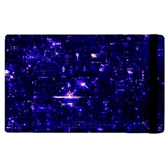 /r/place Indigo Apple Ipad 3/4 Flip Case by rplace