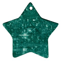 /r/place Emerald Ornament (star) by rplace