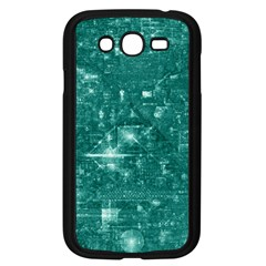 /r/place Emerald Samsung Galaxy Grand Duos I9082 Case (black) by rplace