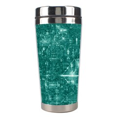 /r/place Emerald Stainless Steel Travel Tumblers by rplace