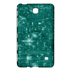/r/place Emerald Samsung Galaxy Tab 4 (8 ) Hardshell Case  by rplace