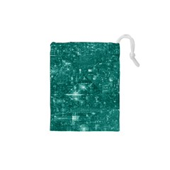 /r/place Emerald Drawstring Pouches (xs)  by rplace