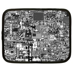 /r/place Retro Netbook Case (xl)  by rplace