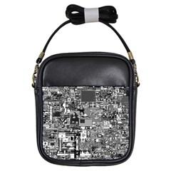 /r/place Retro Girls Sling Bags by rplace