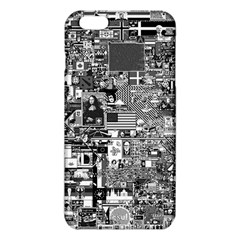 /r/place Retro Iphone 6 Plus/6s Plus Tpu Case by rplace