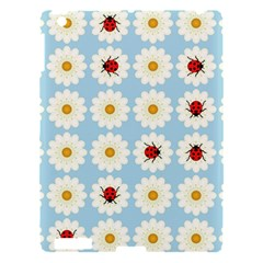 Ladybugs Pattern Apple Ipad 3/4 Hardshell Case by linceazul