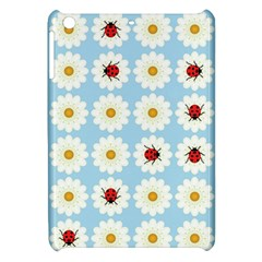 Ladybugs Pattern Apple Ipad Mini Hardshell Case by linceazul