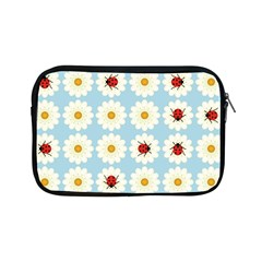 Ladybugs Pattern Apple Ipad Mini Zipper Cases by linceazul