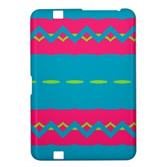 Blue green chains  Samsung Galaxy Premier I9260 Hardshell Case by LalyLauraFLM