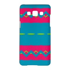 Blue Green Chains  Lg L90 D410 Hardshell Case by LalyLauraFLM