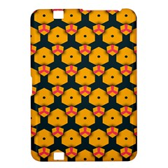 Yellow pink shapes pattern   Samsung Galaxy Premier I9260 Hardshell Case by LalyLauraFLM