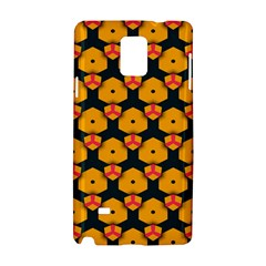 Yellow Pink Shapes Pattern   Apple Iphone 6 Plus/6s Plus Leather Folio Case by LalyLauraFLM