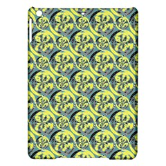 Black And Yellow Pattern Ipad Air Hardshell Cases by linceazul