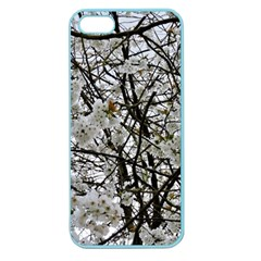 Blossom Apple Seamless Iphone 5 Case (color) by DeneWestUK