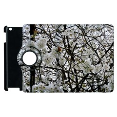 Blossom Apple Ipad 2 Flip 360 Case by DeneWestUK