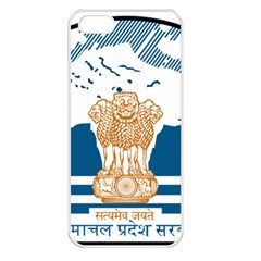 Seal Of Indian Sate Of Himachal Pradesh Apple Iphone 5 Seamless Case (white) by abbeyz71