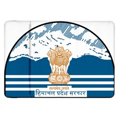 Seal Of Indian Sate Of Himachal Pradesh Samsung Galaxy Tab 8 9  P7300 Flip Case by abbeyz71