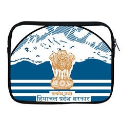 Seal Of Indian Sate Of Himachal Pradesh Apple Ipad 2/3/4 Zipper Cases by abbeyz71