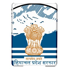 Seal Of Indian Sate Of Himachal Pradesh Ipad Air Hardshell Cases by abbeyz71