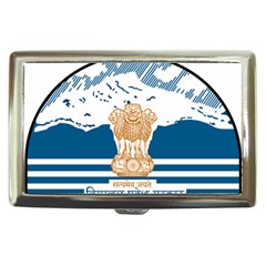 Seal Of Indian Sate Of Himachal Pradesh Cigarette Money Cases by abbeyz71
