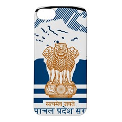 Seal Of Indian Sate Of Himachal Pradesh Apple Iphone 5s/ Se Hardshell Case by abbeyz71