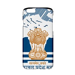 Seal Of Indian Sate Of Himachal Pradesh Apple Iphone 6/6s Hardshell Case by abbeyz71