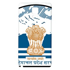 Seal Of Indian Sate Of Himachal Pradesh Galaxy Note 4 Back Case by abbeyz71