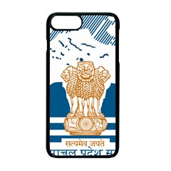 Seal Of Indian Sate Of Himachal Pradesh Apple Iphone 7 Plus Seamless Case (black) by abbeyz71