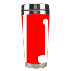 Flag Of Indian State Of Jammu And Kashmir Stainless Steel Travel Tumblers by abbeyz71
